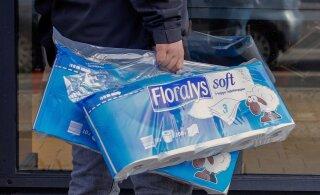 Koroonaviirus paneb tegutsema. Sakslased hakkasid jälle WC-paberit kokku ostma