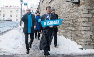 Isamaa ametlik seisukoht Kaljulaidi kampaania osas: hirmud, mida Raimond Kaljulaid praegu levitab, on täiesti alusetud