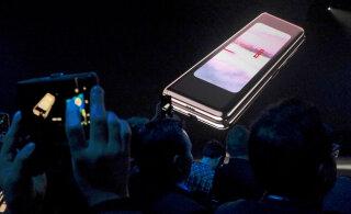 Samsungi tippjuht selgitas, miks on nende volditav telefon parem kui Huawei oma