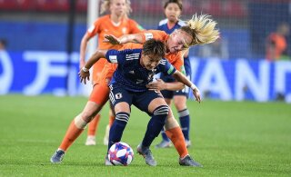 Naiste jalgpalli MM-il kaks Skandinaavia riiki veerandfinaalis, üks suursoosik langes