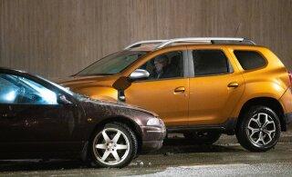 ФОТО И ВИДЕО | Бывший премьер-министр ночью попал в аварию в Хааберсти: он выехал на встречную полосу, второй водитель был пьян