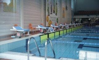 Tartus lükkas ootamatu veekontroll edasi ujumise meistrivõistlused