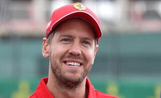 Saksamaa meedia: Red Bulli tipust anti otsene käsk Sebastian Vettel tagasi tuua