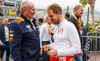Helmut Marko: Sebastian Vettel peaks meeskonda vahetama