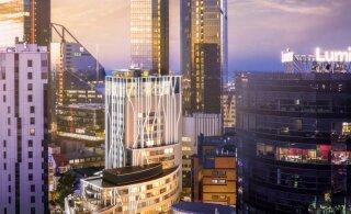 ФОТО | 17-этажная высотка в центре Таллинна получит новое название и два дополнительных этажа