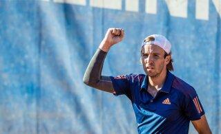Eesti tennisistid alustasid Tuneesia turniiri edukalt