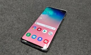 Samsung hoiatab: S10 seeria telefonid saab teatud juhul iga sõrmejäljega lahti teha