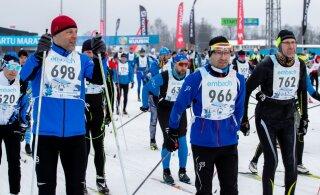 Для паники нет причин? Три участника Тартуского марафона заболели короной
