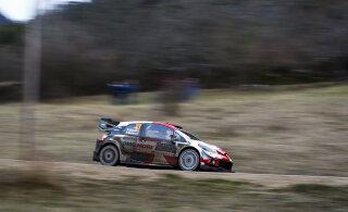 OTSEBLOGI | Tänak lõpetas Monte Carlo ralli teise päeva kolmandana, Ogier pani viimasel katsel hullu