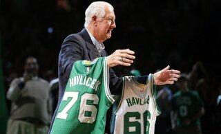 Suri korvpallilegend, kaheksakordne NBA meister