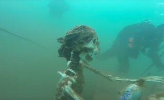 VIDEO | Seitse kõige õõvastavamat asja, mis on leitud ookeanisügavustest