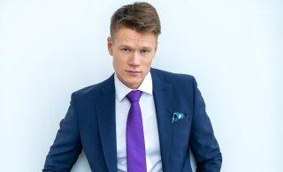 Näosaate uus juht Sander Rebane sattus näitlejaks kogemata: ma ei teadnud isegi seda, kes Kalju Komissarov on