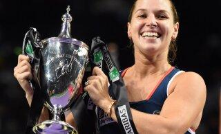 ФОТО: Беременная теннисистка попала на обложку модного журнала
