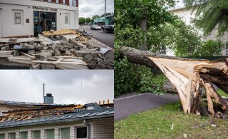 KOKKUVÕTE | Marutuuled jätsid elektrita ligi 37 000 majapidamist ning andsid panuse haiglakohtade täitmisel