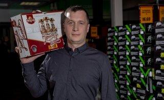 Võru õlletehas alustab Läti-Eesti piiril viina tootmist