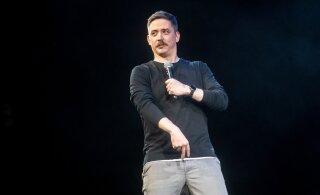 Tallinn Comedy Festival: palju Bolti, vähe poliitikat