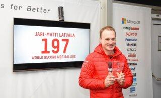 Jari-Matti Latvala keerulisest hooaja algusest: vähemalt on Mehhikos hea stardikoht