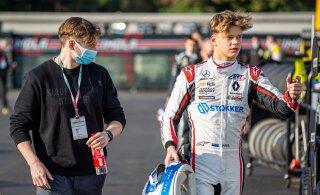 Aronil jäi seljataha keeruline aasta, kuid Mercedes pole usku kaotanud