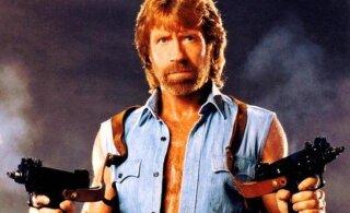Ausõna, pole teinud! Chuck Norrise esindaja eitab märulitähe osalemist Kapitooliumi mässul
