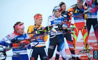 Кто выиграет первую эстафету в Кубке мира по биатлону?
