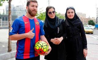 Lionel Messiga äravahetamiseni sarnane iraanlane kasutas väidetavalt enda välimust naiste petmiseks