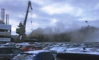 """Пожар на авианосце """"Адмирал Кузнецов"""" потушен. Есть погибший и пропавший без вести"""
