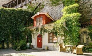 ФОТО | Предприниматели с пестрым прошлым продают в Старом Таллинне интереснейший дом