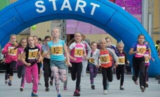 Детвора останется без подарков. Таллиннский марафон отменен