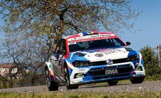 Ott Tänaku endine tiimikaaslane soovib WRC-sarja tagasi murda