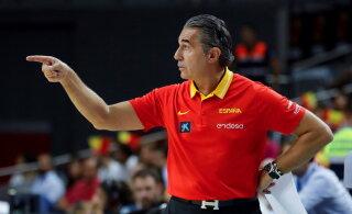 Hispaania peatreener avaldas meeskonna lõpliku koosseisu korvpalli MM-iks