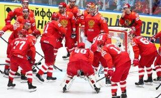 Suursoosik Venemaa sai jäähoki MM-il suurte raskustega pronksi