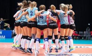 Eesti võrkpallis on uus pusletükk paigas: TalTech jätkab