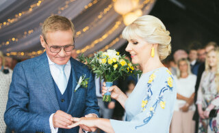 Jaak Aab seadis pulmapäevale omapärase reegli: see oli paljude jaoks selle suve seni suurim pidupäev,