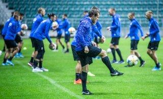 UEFA tühistas kõik juunikuised rahvuskoondiste mängud, edasi lükati ka Balti turniir