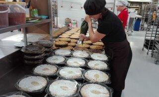 FOTOD   Pidevalt tunnustusi pälvivad Gustavi tordid ja koogid valmivad käsitööna