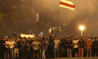 Гражданина Эстонии задержали в Минске на митинге