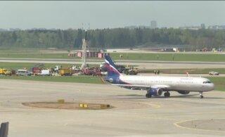 SSJ 100 Москва-Самара экстренно вернулся в Шереметьево