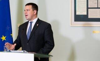 Jüri Ratas koroonapuhangust: Euroopa Liidu liikmesriigid peavad koos pingutama, et pandeemiaga võidelda