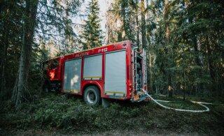 Случайный прохожий спас из горящего дома двух детей. При пожаре погибли домашние животные