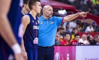 DELFI KORVPALLISTUUDIO   Andres Sõber: Serbial on läbi aegade üks kõige kõvem meeskond, aga ...