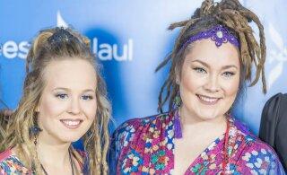 Palju õnne! Etnopatsy lauljatar Aile sai teise lapse
