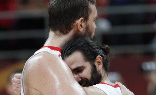 BLOGI JA TIPPHETKED   Korvpalliklassika: Hispaania alistas teisel lisaajal Austraalia ja pääses MM-i finaali!