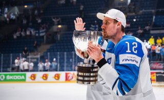 KHL TALLINNAS | Eesti publikul avaneb võimalus näha Soome rahvuskangelase Mörkö ja mitmete nimekate NHL-i mängumeeste taset