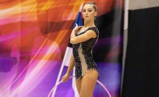 Виктория Богданова в четвертый раз выиграла чемпионат Эстонии
