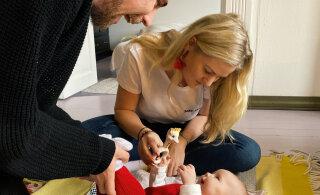 Rasmus Raidla: kui perre sünnib laps, siis kellel on raskem, kas mehel või naisel?
