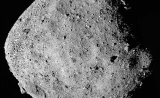 Kui palju vett leidub meie vahetus ligiduses asuvatel asteroididel?