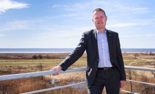 Мэра Пярну хотят отправить в отставку. За вотум недоверия проголосовало 20 депутатов из 39