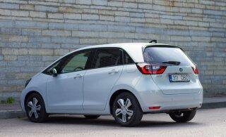 VIDEO | Proovisõit: Honda Jazz e:HEV – oma klassi üks luksuslikemaid autosid