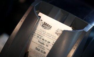 Вот это везение! Житель США выиграл в лотерее 1 млрд долларов