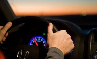 Liiklustalgute rakenduse kaudu saab teada anda raske jalaga juhtidest